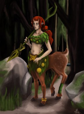Enchantress - Vertebrate Mythology Fauna Animal Organism PNG
