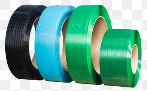 Ribbon - Plastic Strap Polyethylene Terephthalate Ribbon Adhesive Tape PNG