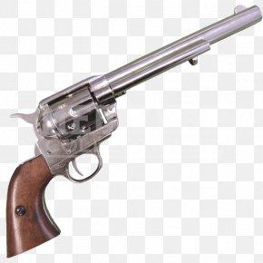 .45 ACP - Colt Single Action Army .45 Colt Revolver .45 ACP Firearm PNG