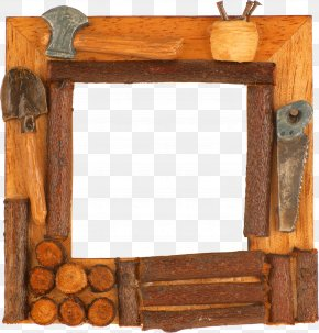 Illustrations Frame Wooden - Picture Frames Image Vector Graphics Watercolor Painting PNG