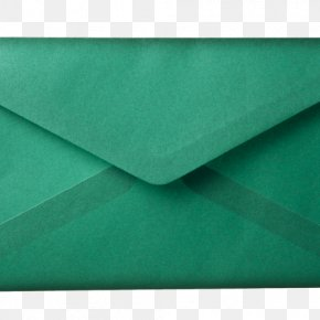 Nostalgic Wood Texture Background Picture Material - Paper Green Turquoise Envelope Material PNG