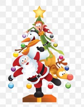 Santa Claus - Santa Claus Clip Art Christmas Christmas Tree Clip Art PNG