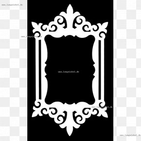 Ar 15 Silhouette - Logo Picture Frames Brand Baroque Font PNG