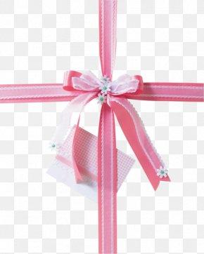 Ribbon - Ribbon Pink Gift PNG
