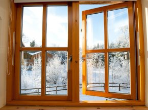 Window - Window Wood Chambranle Insulated Glazing Thermal Insulation PNG