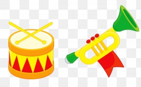 Musical Instruments - Drum Musical Instruments Clip Art PNG