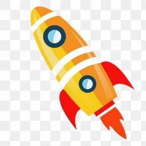 Rocket - Flight Rocket Launch PNG