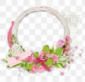 Flower - Flower Picture Frames Floral Design Clip Art PNG