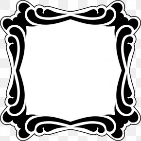 Decorative Frame - Picture Frames Mirror Decorative Arts Clip Art PNG