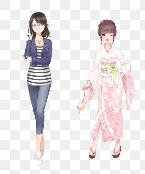Dress - Clothing Love Nikki-Dress UP Queen Miracle Nikki Kimono PNG