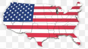 Pics Of Docters - Illinois Blank Map Flag Of The United States Clip Art PNG