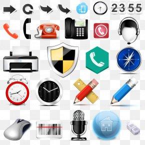 Life Tools Icon - Computer Mouse Download Flat Design Icon PNG