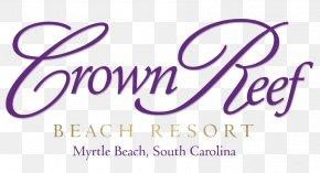Crown Brand Logo - Crown Reef Beach Resort And Waterpark Logo Seaside Resort PNG