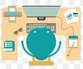 Vector Office People - Royalty-free Photography Illustration PNG