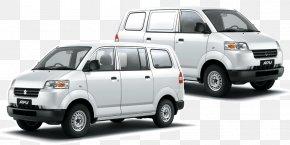 Suzuki - Suzuki APV Pickup Truck Van Car PNG