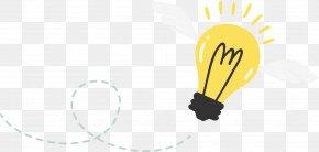 Vector Bulb - Idea Creativity PNG