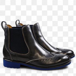Boot - Leather Chelsea Boot Fashion Boot Shoe PNG