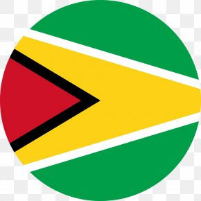 Flag - Flag Of Guyana National Flag Flag Of Greece PNG