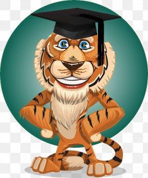 Tiger - Tiger Lion Clip Art Leopard Felidae PNG