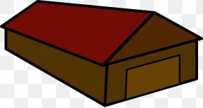 Barn - House Building Clip Art PNG