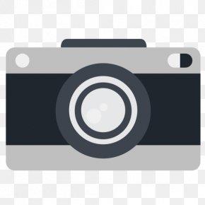 Cartoon Camera - Camera Lens Video Camera Photography PNG