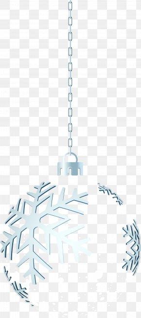 Silver Christmas Ornaments - Christmas Computer File PNG