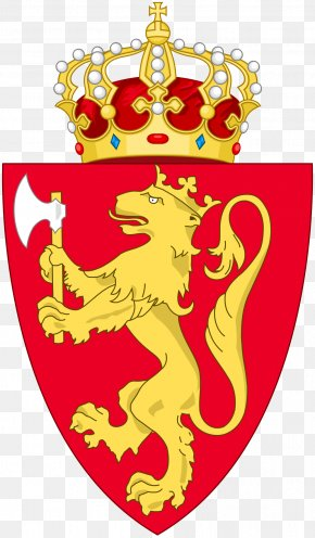 Norway - Coat Of Arms Of Norway National Coat Of Arms Norwegian PNG