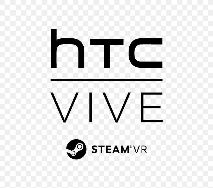 HTC Vive Oculus Rift Samsung Gear VR PlayStation VR Virtual Reality, PNG, 653x725px, Htc Vive, Area, Black, Black And White, Brand Download Free
