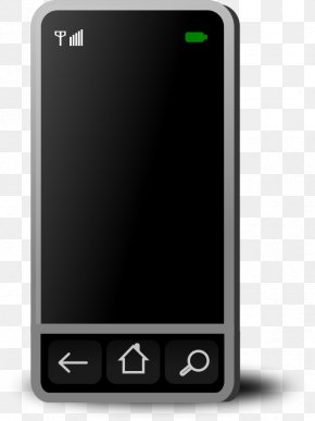 Smartphone - Smartphone Feature Phone IPhone Telephone PNG