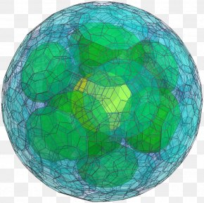 Cell - Polytope Truncated Icosahedron Three-dimensional Space Polyhedron Four-dimensional Space PNG