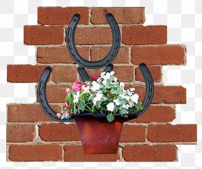 Pot Plant - Flowerpot Hanging Basket Garden Horse Gift PNG