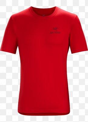 T-shirt Red - T-shirt Jersey Puma Egypt National Football Team PNG