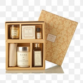 Exquisite Gift Box - Decorative Box Gift Spa Cosmetics PNG