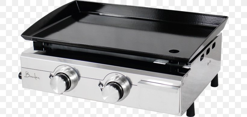 Barbecue Teppanyaki Griddle Flattop