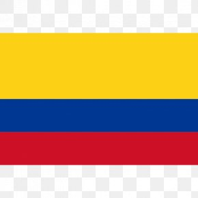 Flag Of Colombia - Flag Of Colombia Flag Of The United States National Flag PNG