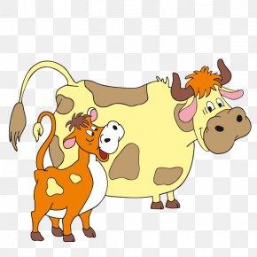Goat - Taurine Cattle Holstein Friesian Cattle Calf Goat Clip Art PNG
