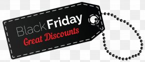 Black Friday Pic - Black Friday Tag Clip Art PNG