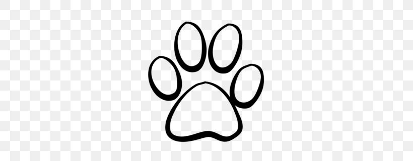 Dog Cat Tiger Coyote Clip Art, PNG, 320x320px, Dog, Area, Black And White, Black Cat, Cat Download Free