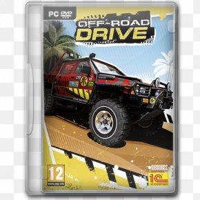 Off Road Drive - Wheel Off Road Racing Automotive Exterior Tire Car PNG