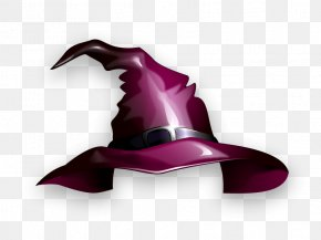 Vector Witch Hat - Euclidean Vector PNG
