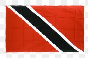 National Flag Of Trinidad And Tobago - Flag Of Trinidad And Tobago Flag Patch National Flag PNG