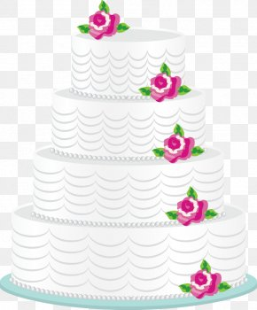 Wedding Cakes - Wedding Cake Torte Bakery PNG