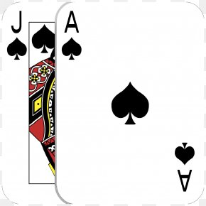 Ace Of Spades Playing Card As De Trèfle Contract Bridge PNG