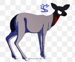 Reindeer - Reindeer Horse Camel Antelope Pack Animal PNG