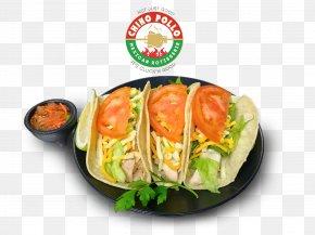 Mexican Taco Salad Ingredients - Korean Taco Mexican Cuisine Burrito Chicken PNG