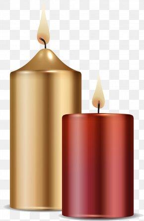 Christmas Eve Candle - Candle Christmas Eve Gift PNG