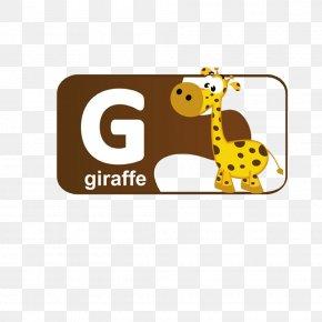 Cartoon Animal Alphabet G - Alphabet Animal Stock Illustration Illustration PNG