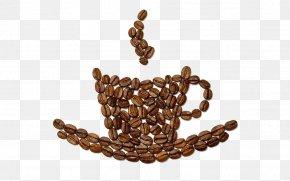 Creative Coffee Cup - Coffee Bean Tea Cafe Chocolate Milk PNG