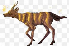 Goat - Cattle Antelope Elk Goat Wildlife PNG