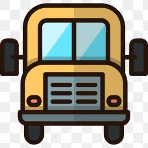 School Bus - School Bus M5121 Icon PNG